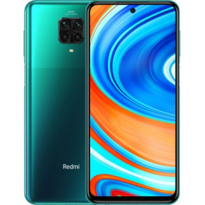 Смартфон Xiaomi Redmi Note 9 Pro 6/128GB Tropical green (UA)