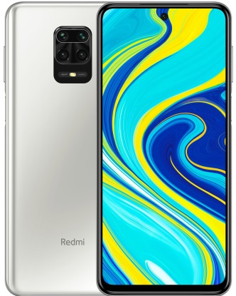 Смартфон Xiaomi Redmi Note 9S 6/128GB white (Global Version)