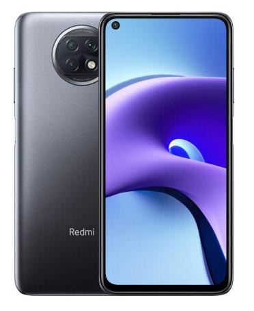 Смартфон Xiaomi Redmi Note 9T 4/128GB Nightfall Black (EU)
