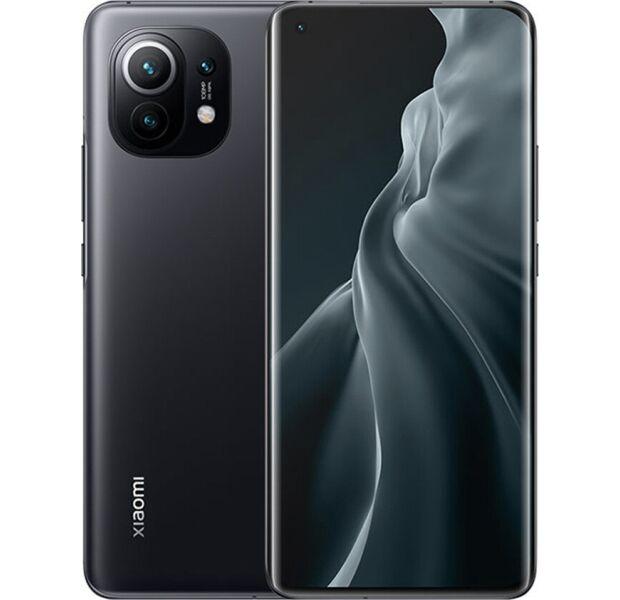 Смартфон Xiaomi Mi 11 8/256GB Midnight Gray (EU)
