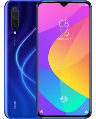 Смартфон Xiaomi Mi 9 Lite 6/128GB Aurora blue (Global version)