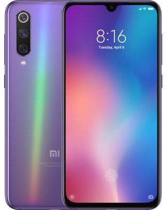 Смартфон Xiaomi Mi 9 SE 6/64GB violet (Global version)