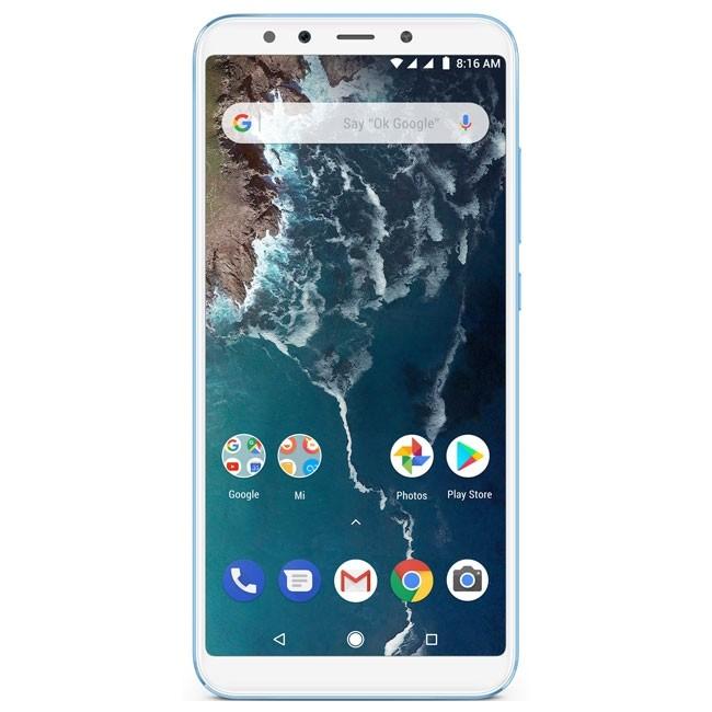Смартфон Xiaomi Mi A2 4/64GB blue (Global version)