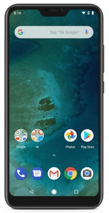 Xiaomi Mi A2 lite 3/32GB black (Global version)