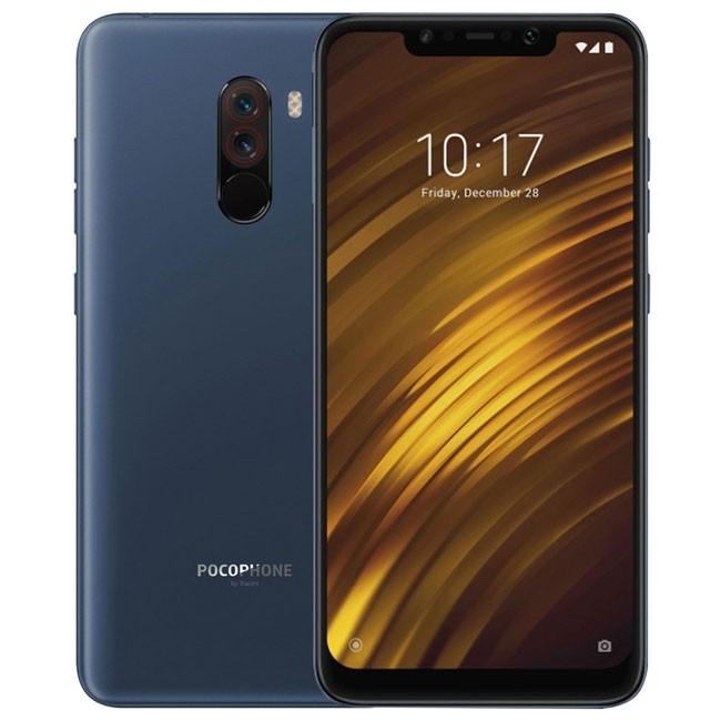 Xiaomi Pocophone F1 6/64GB blue (Global version)