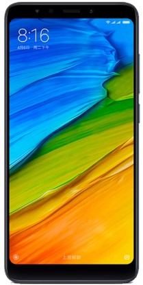 Смартфон Xiaomi Redmi 5 3/32GB black (Global version)