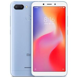 Смартфон Xiaomi Redmi 6 3/32GB blue (Global version)