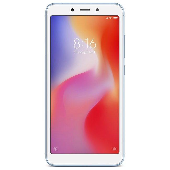 Xiaomi Redmi 6A 2/32GB blue (Global version)