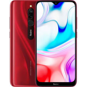 Смартфон Xiaomi Redmi 8 4/64GB red (Global version)