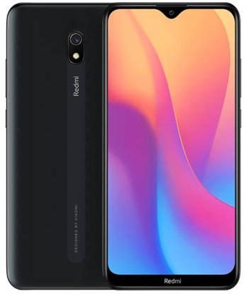 Смартфон Xiaomi Redmi 8A 2/32GB black (Global version)
