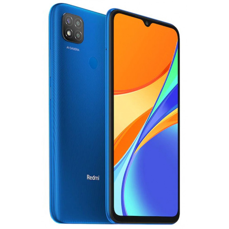 Смартфон Xiaomi Redmi 9C NFC 3/64GB Twilight blue (Global Version)