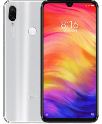 Смартфон Xiaomi Redmi Note 7 4/64GB Moonlight white (Global version)