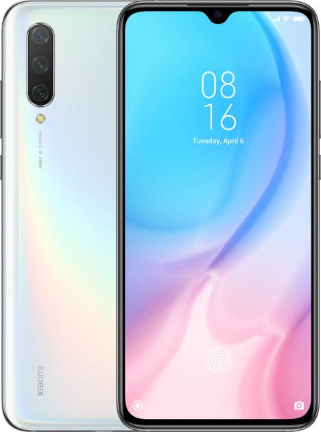 Смартфон Xiaomi Mi 9 Lite 6/128GB white (Global version)