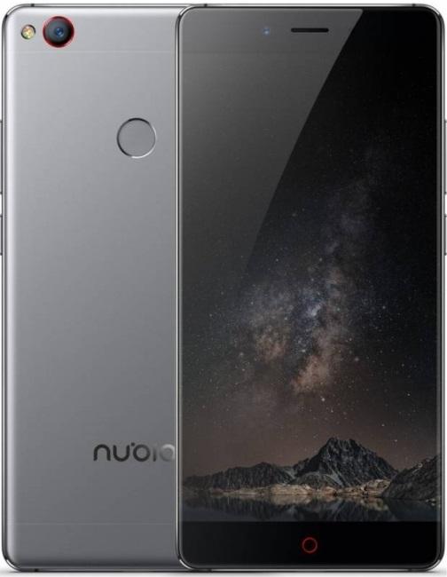 ZTE Nubia Z11 grey
