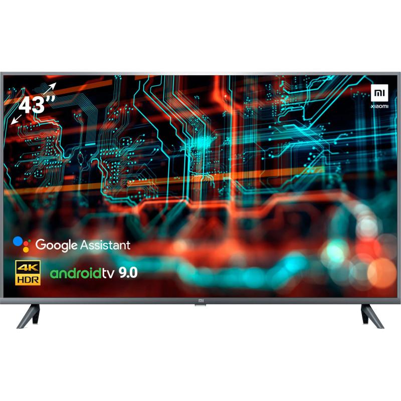 Телевизор Xiaomi Mi TV UHD 4S 43 International (UA)