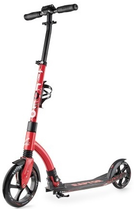 Самокат Trolo Raptor 2017 8+ (red) до 100кг