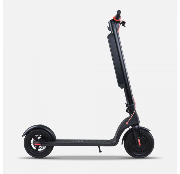Электросамокат Proove Model X-City Pro (black/red)