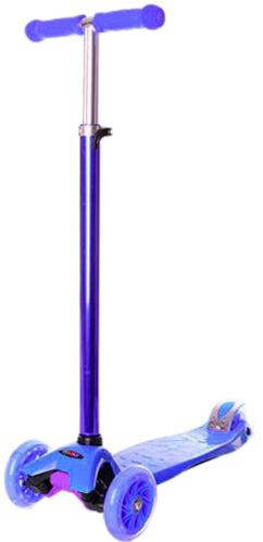 Самокат iTrike Maxi JR 3-012-H violet