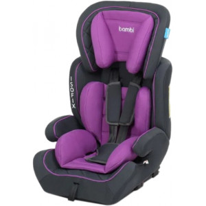 Автокресло Bambi M 4250 purple