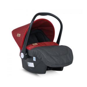 Автокресло Lorelli Lifesaver black/red (10070301800)