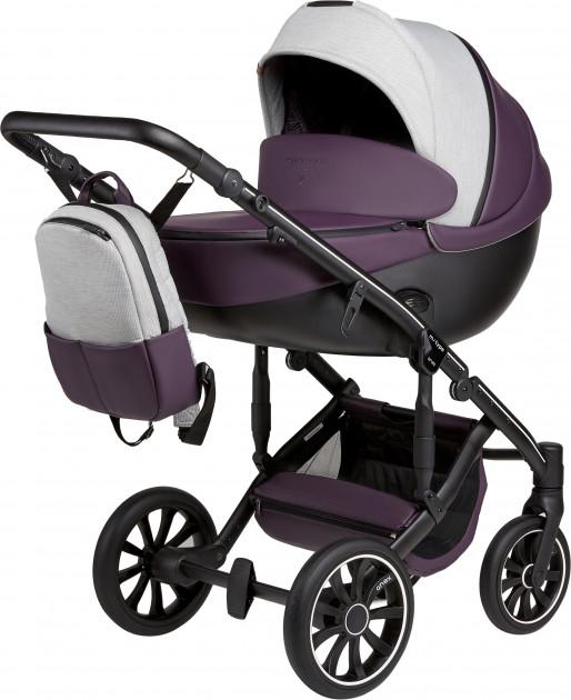 Универсальная коляска 2 в 1 Anex m/type Lavender Field (QSE-02)