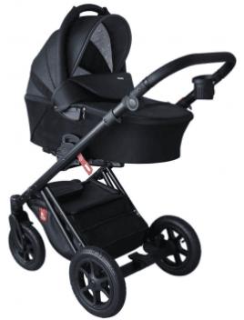 Универсальная коляска 2 в 1 Tutek Diamos Eco Limited black