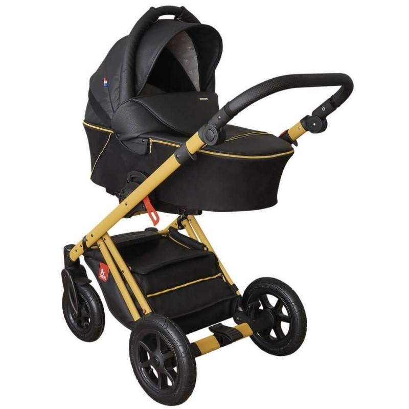 Универсальная коляска 2 в 1 Tutek Diamos Eco Limited gold