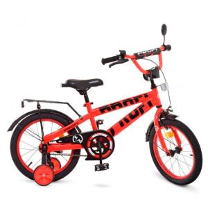 Детский двухколесный велосипед PROFI T16171 Flash red