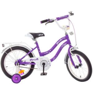 Детский двухколесный велосипед PROFI Y1893 Star lilac