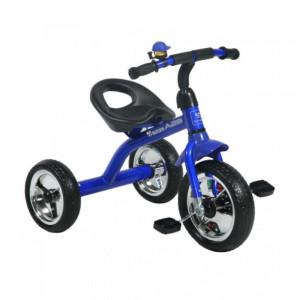 Детский трехколесный велосипед Bertoni (Lorelli) A28 blue/black