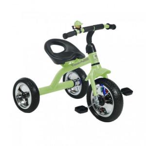 Детский трехколесный велосипед Bertoni Lorelli A28 green