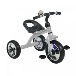 Детский трехколесный велосипед Bertoni Lorelli A28 grey