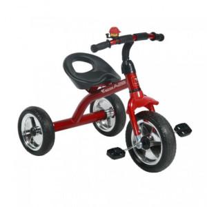 Детский трехколесный велосипед Bertoni Lorelli A28 red/black