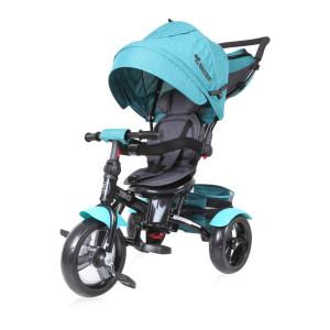 Детский трехколесный велосипед Bertoni Neo green luxe