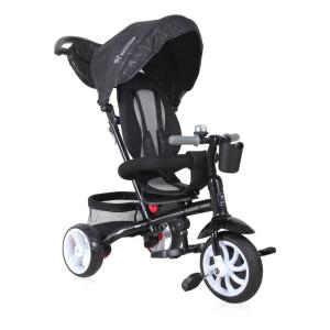 Детский трехколесный велосипед Bertoni Rocket black