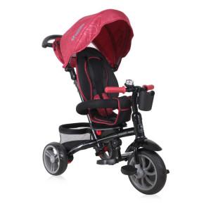 Детский трехколесный велосипед Bertoni Rocket red