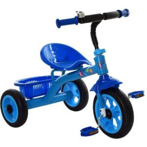 Детский трехколесный велосипед Profi M 3252-B blue