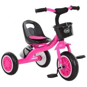 Детский трехколесный велосипед Turbotrike M 3197-M-2 pink