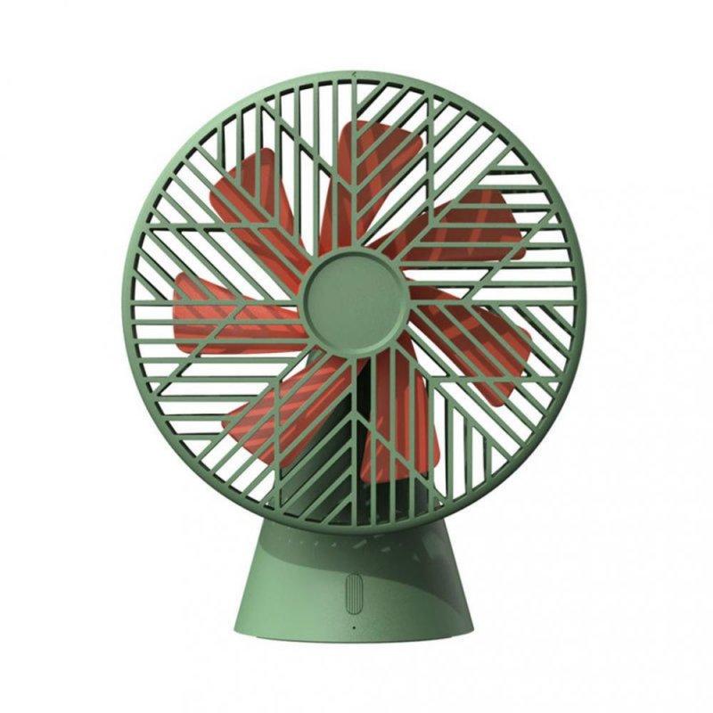 Вентилятор Xiaomi Sothing Forest Desktop Fan (DSHJ-S-1907) Green