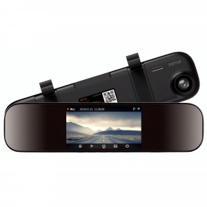 Автомобильный видеорегистратор Xiaomi 70Mai Smart Rearview Mirror (MidriveD04)