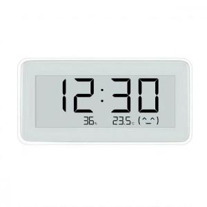 Часы с метеопоказаниями MiJia Temperature Humidity Monitoring Meter Electronic Thermometer LYWSD02MMC