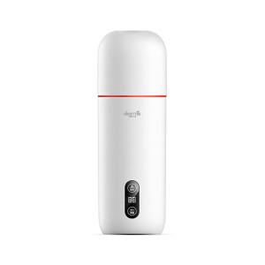 Электрочайник дорожный (термос) Deerma Electric Hot Water Cup White (DEM-DR035)