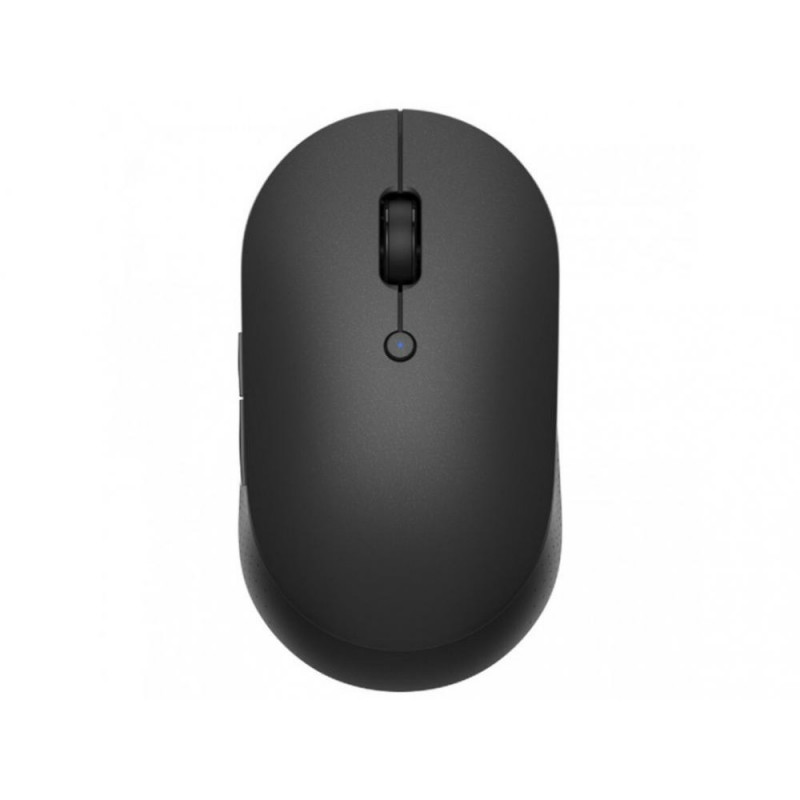 Мышь Xiaomi Mi Dual Mode Wireless Mouse Silent Edition black (HLK4041GL)