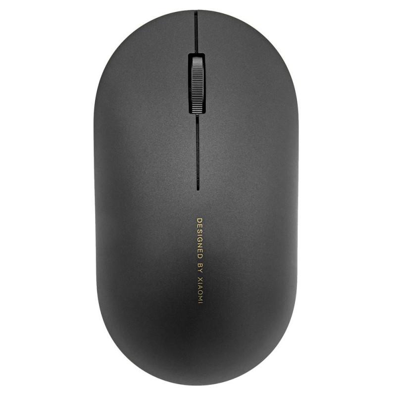 Мышь Xiaomi Mi Mouse 2 black (XMWS002TM, HLK4039CN)