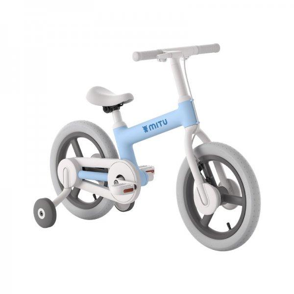 """Детский двухколесный велосипед Xiaomi MITU Children Bicycle 14"""" Blue (NK3)"""