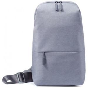 Рюкзак Xiaomi Mi City Sling Bag Light grey (ZJB4070GL)