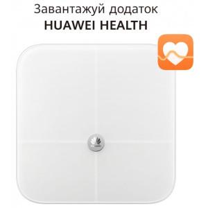 Весы напольные электронные Huawei Smart Scale AH100 White