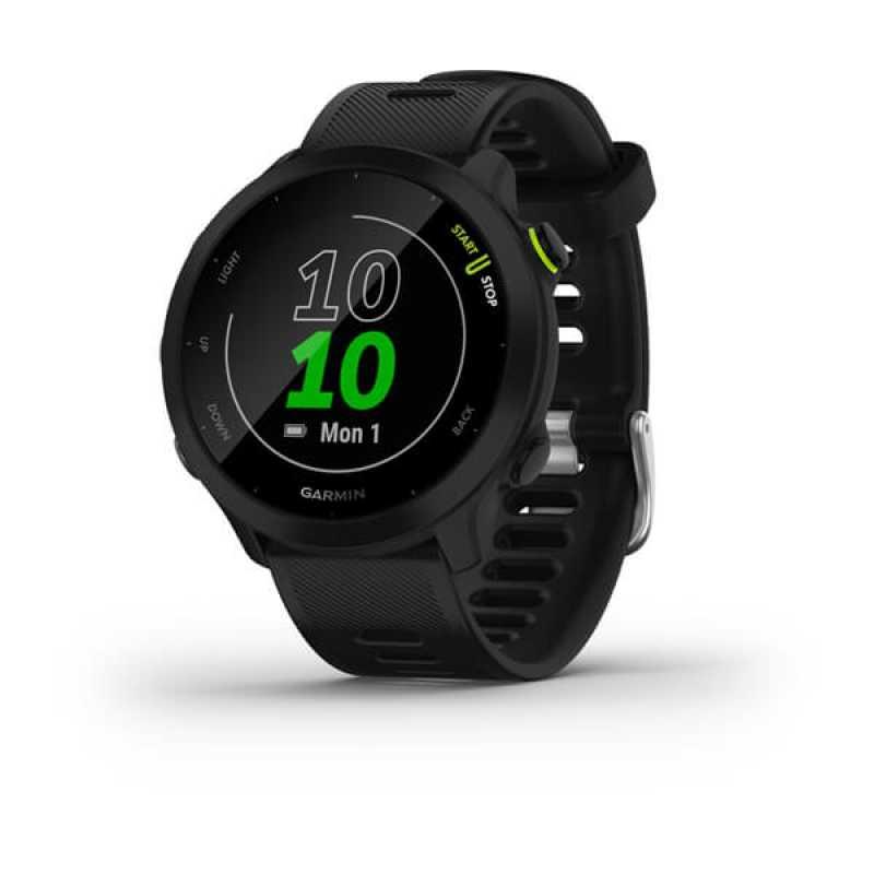 Спортивные часы Garmin Forerunner 55 black (010-02562-00)