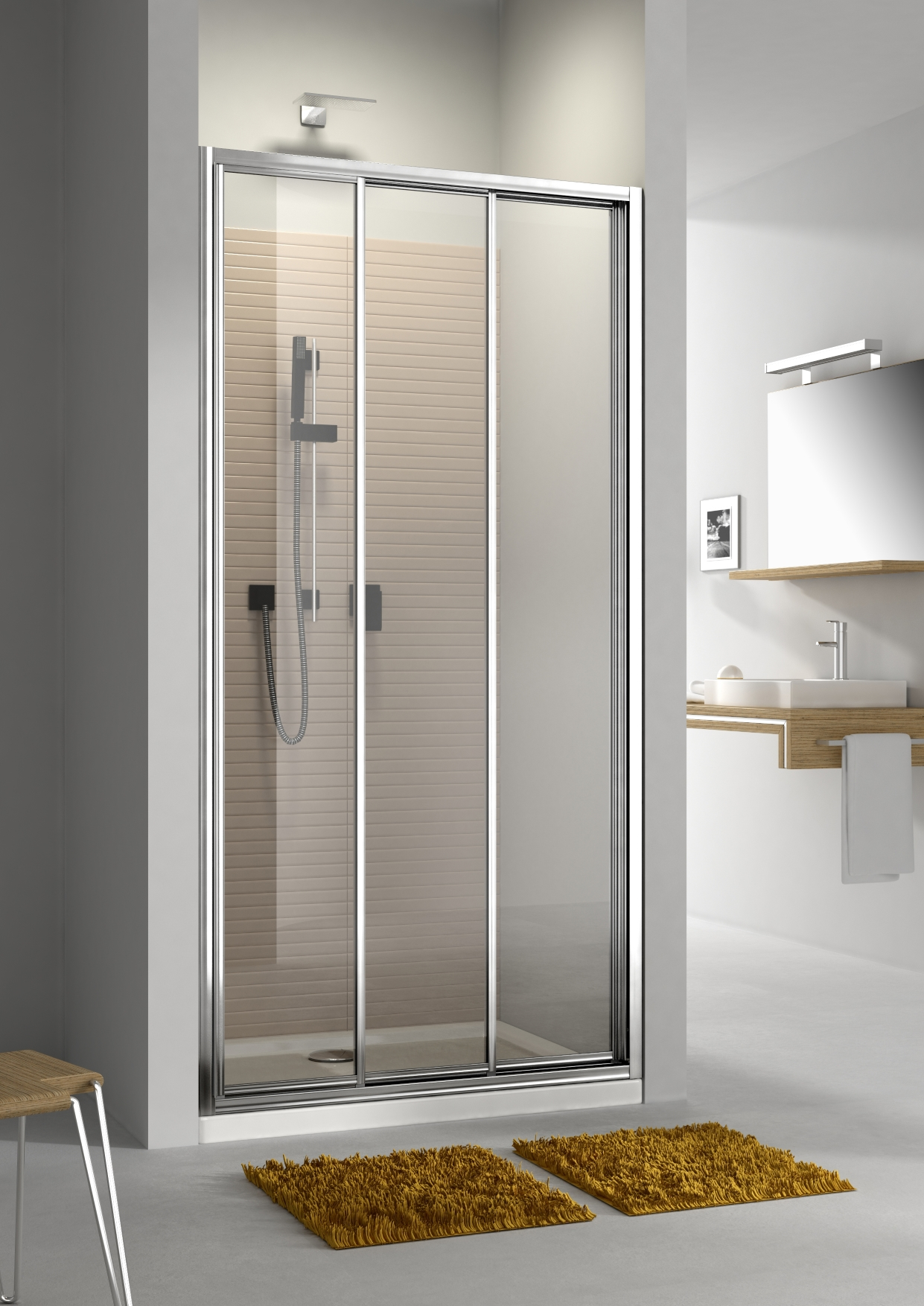 aquaform Душевая дверь Aquaform Moderno 110 (103-09343)